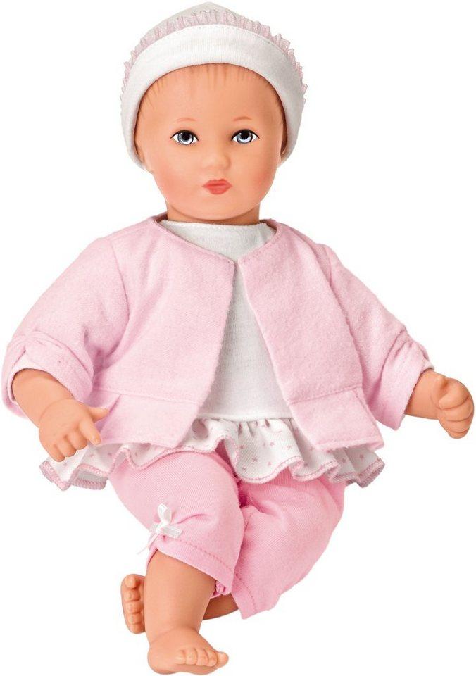 Käthe Kruse Puppe, »Mini Bambina Sina« in rosa