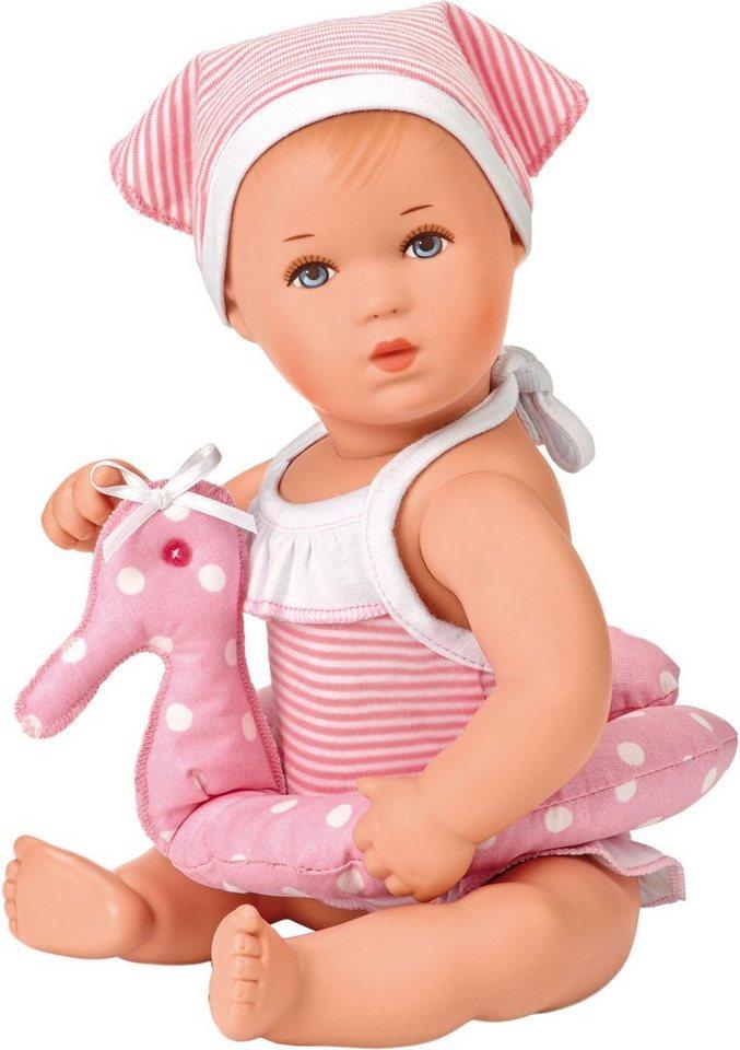 Käthe Kruse Puppe, »Planscherle Trixi« in rosa
