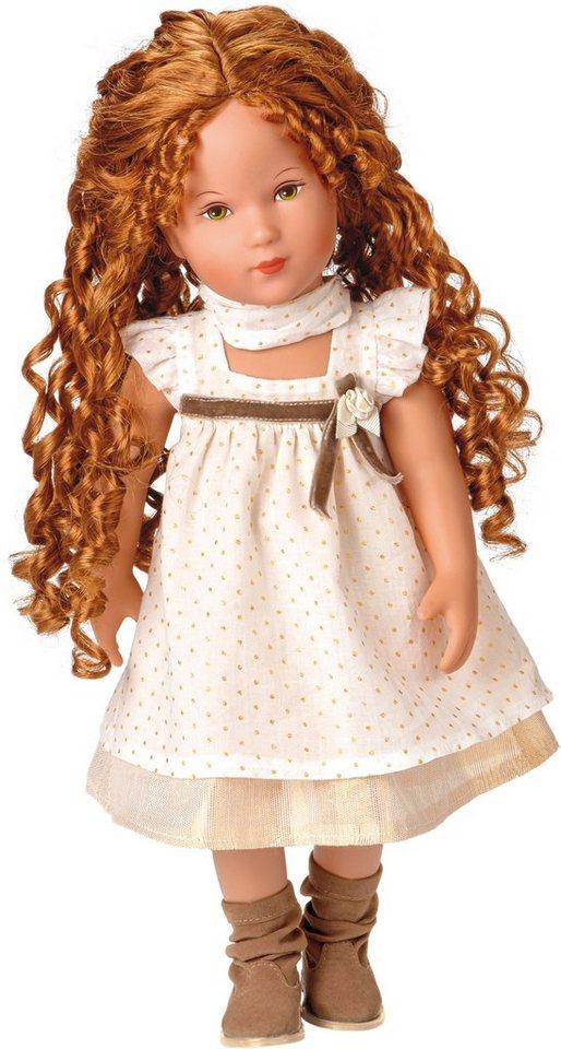 Käthe Kruse Puppe, »Girl Jaimie« in weiß
