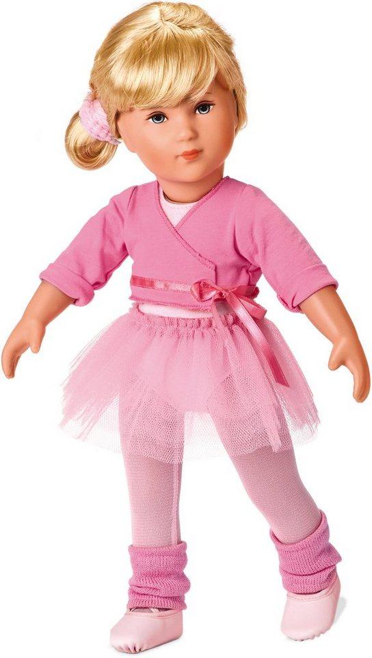 Käthe Kruse Puppe, »Girl Lara« in rosa