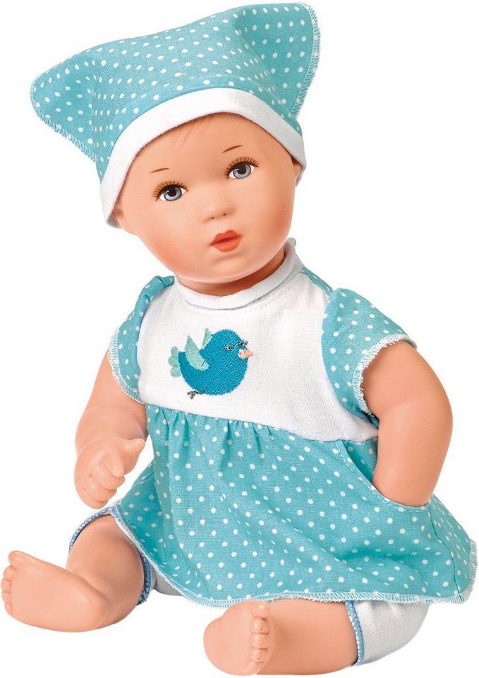 Käthe Kruse Puppe, »Planscherle Nala« in blau