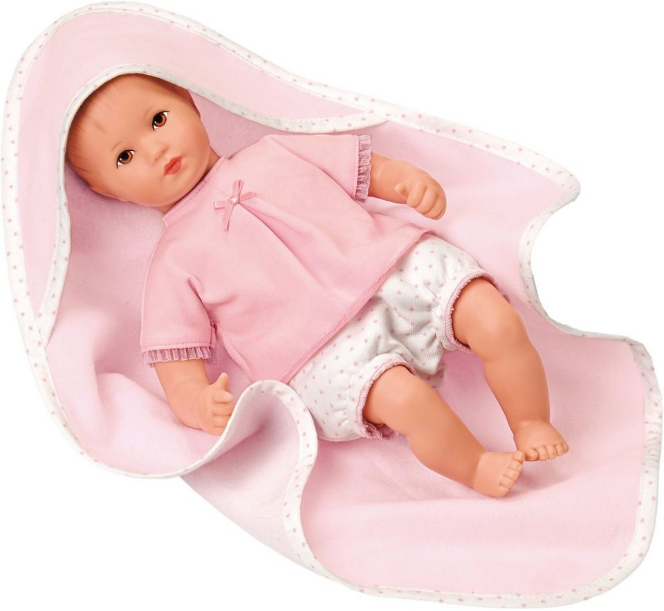 Käthe Kruse Puppe, »Mini Bambina Emmi« in rosa