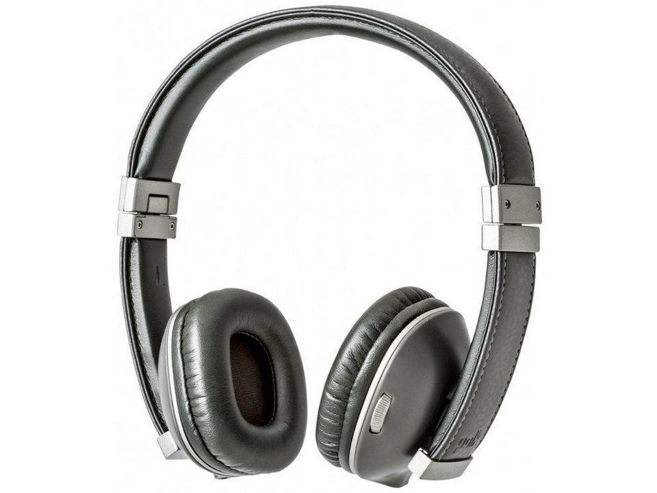 Polk Bluetooth On-Ear Kopfhörer »Hinge« in black