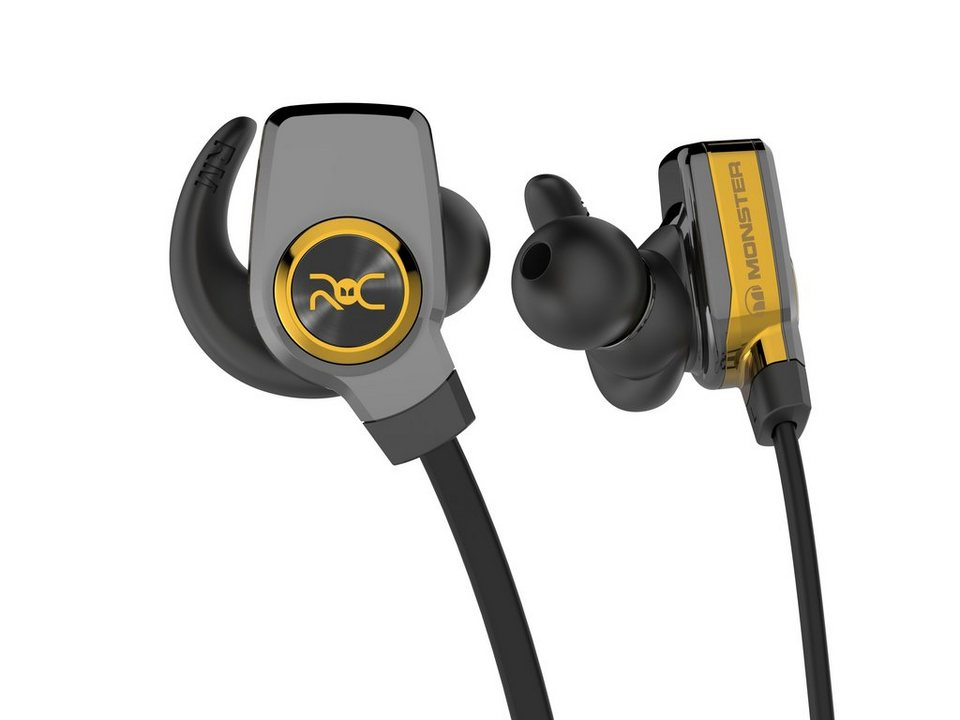 Monster Bluetooth In-Ear Kopfhörer »ROC Christiano Ronaldo Edition« in roc black platinum