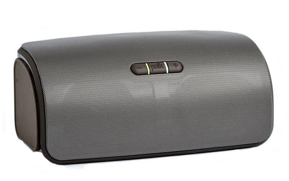 Polk Wireless Multiroom Lautsprecher mit Akku »Omni S2R« in silver