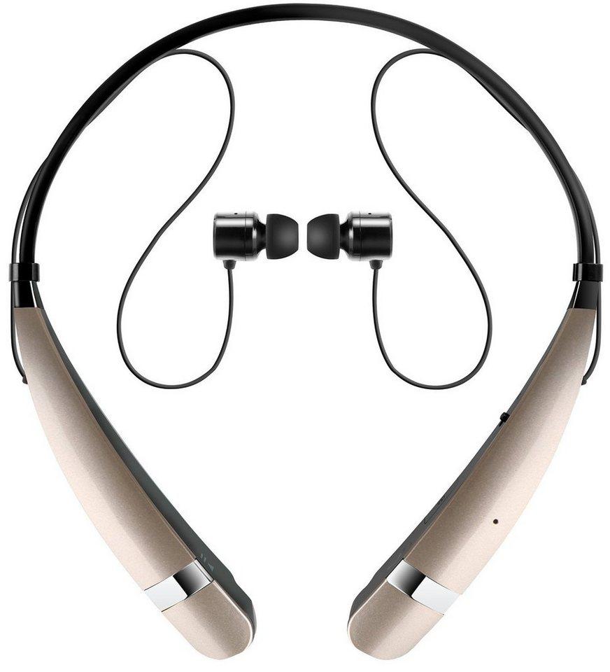 LG Wireless In-Ear Kopfhörer »Tone Pro« in gold