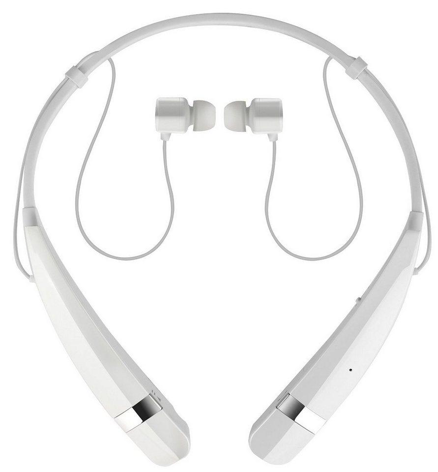 LG Wireless In-Ear Kopfhörer »Tone Pro« in white