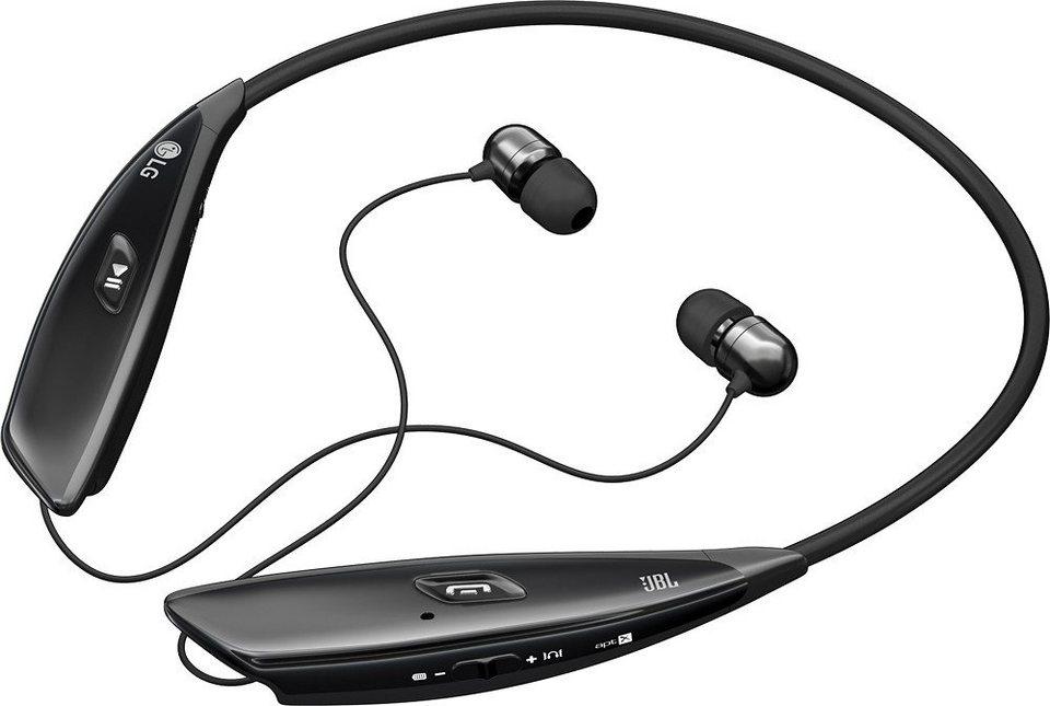 LG Wireless In-Ear Kopfhörer »Tone Ultra« in black