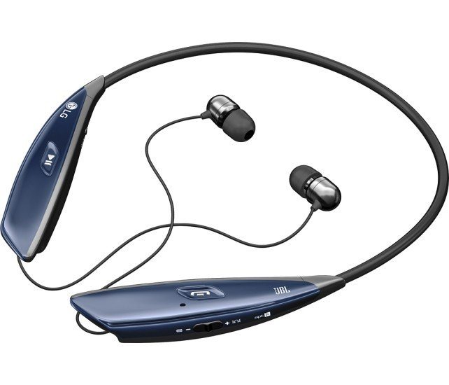 LG Wireless In-Ear Kopfhörer »Tone Ultra« in blue