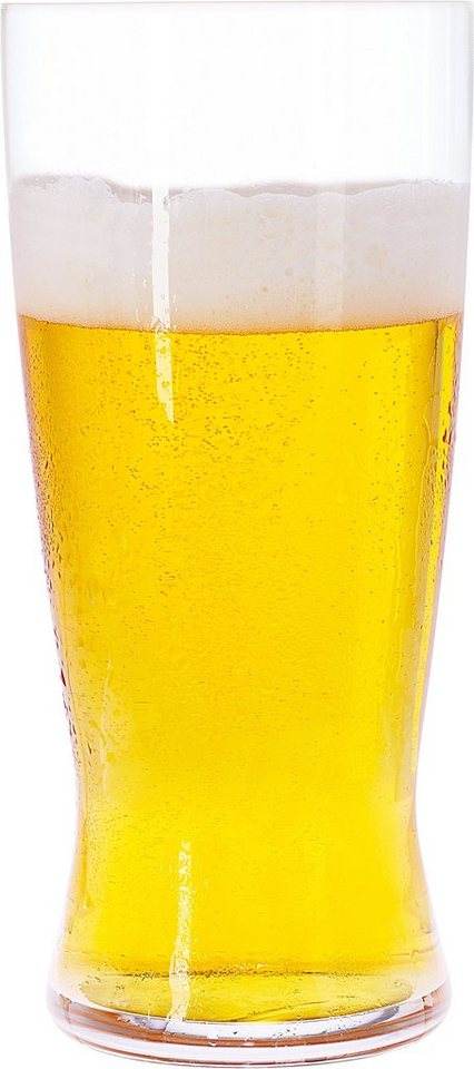 Spiegelau Biergläser, (4er), »BEER CLASSICS« in transparent