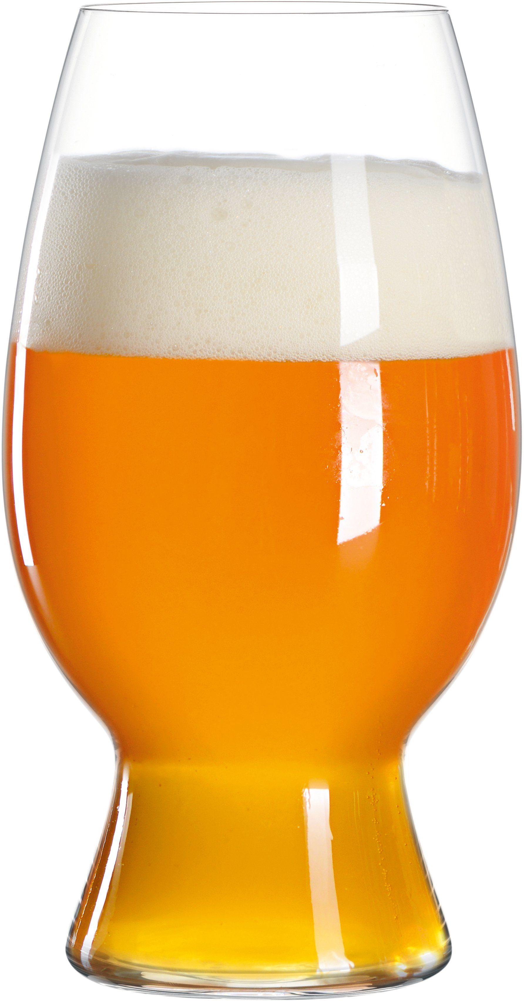 Spiegelau Biergläser, (6er), »CRAFT«