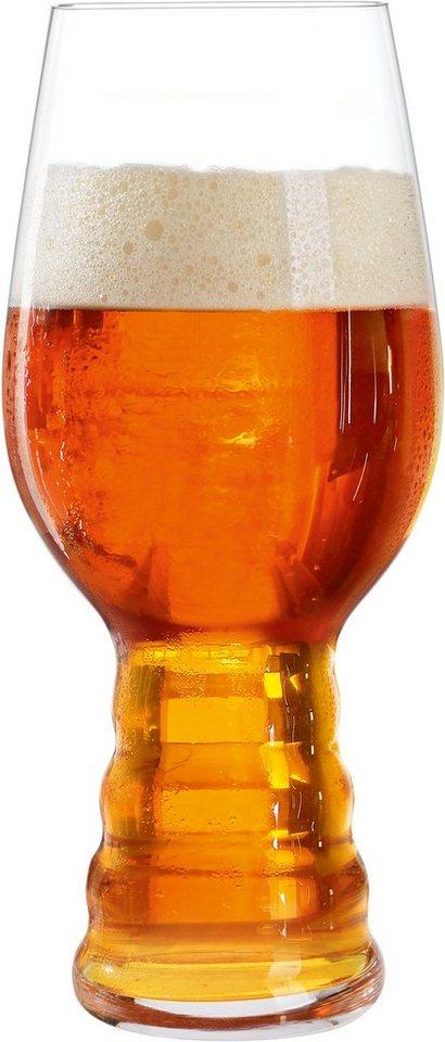 Spiegelau Biergläser, (6er), »CRAFT« in transparent
