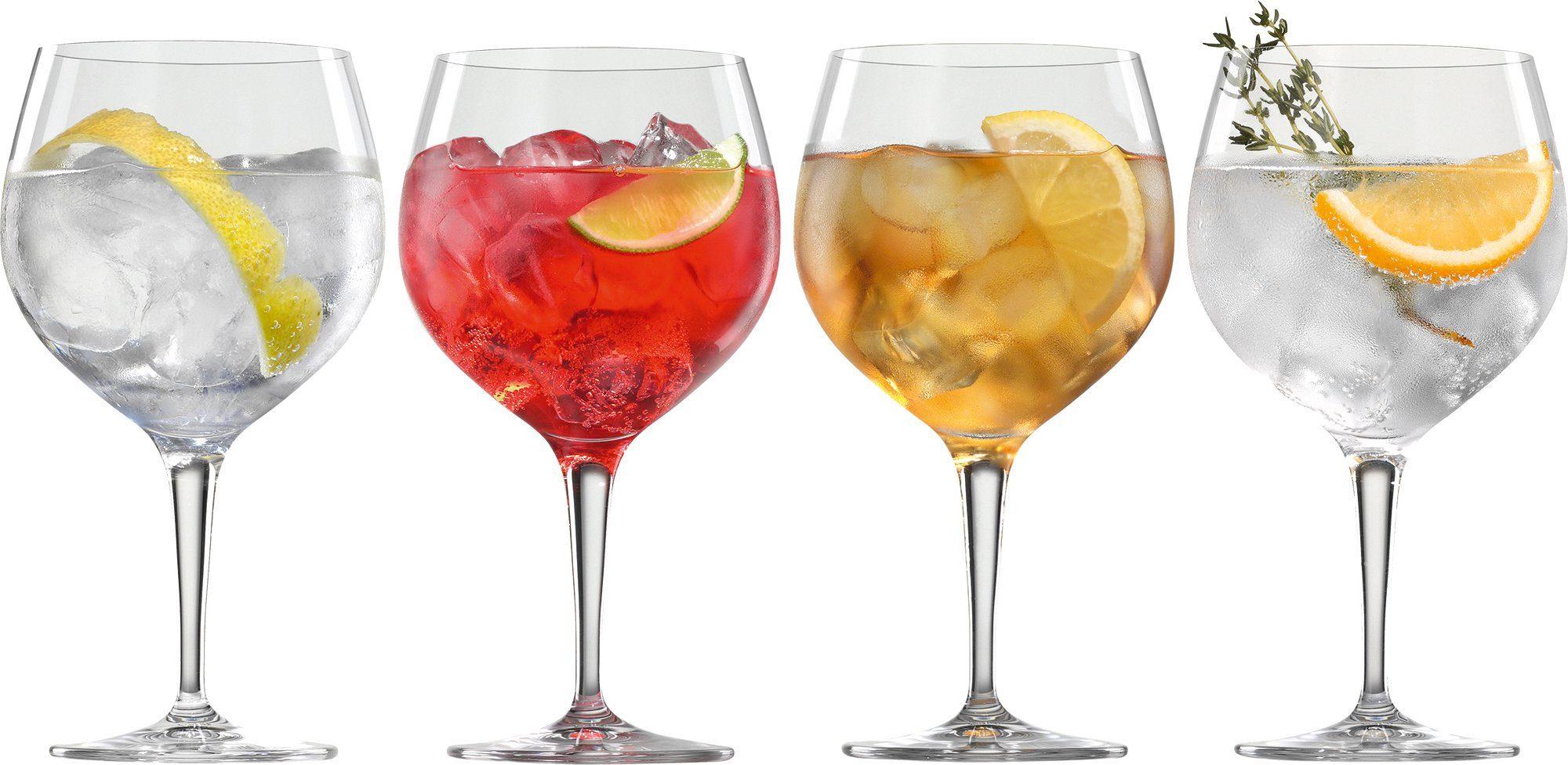 Eisch Gin Tonic Gläser Secco Flavoured transparent und