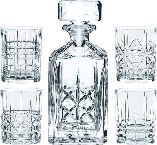 Nachtmann Whiskyglas »Highland« (5-tlg)