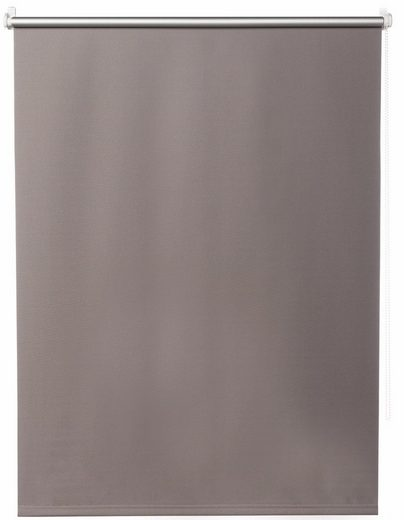 Seitenzugrollo »Klemmfix-Rollo«, K-HOME, verdunkelnd, ohne Bohren, 1 Stück