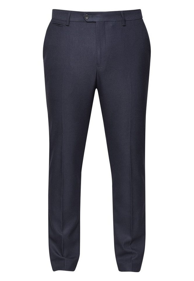 Next Regular-Fit-Hose in Blau