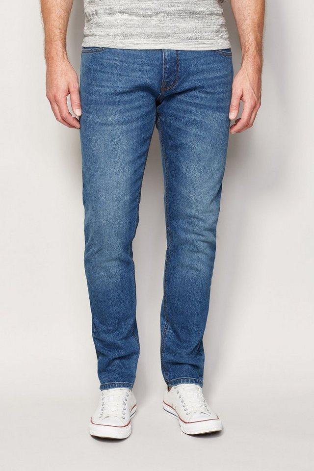 Next Skinny-Fit Bright Blue Stretch-Jeans in Blau Skinny-Fit