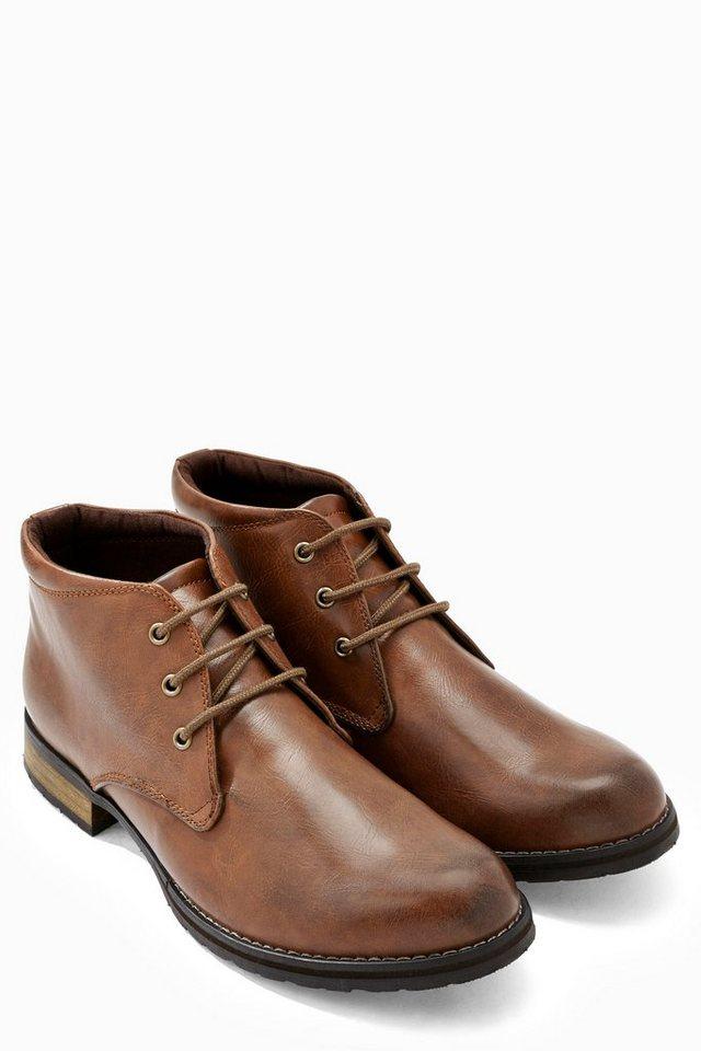Next Chukka-Schuh in Braun