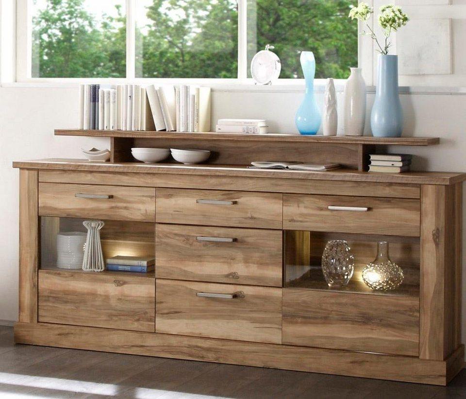 sideboard breite 206 cm online kaufen otto. Black Bedroom Furniture Sets. Home Design Ideas