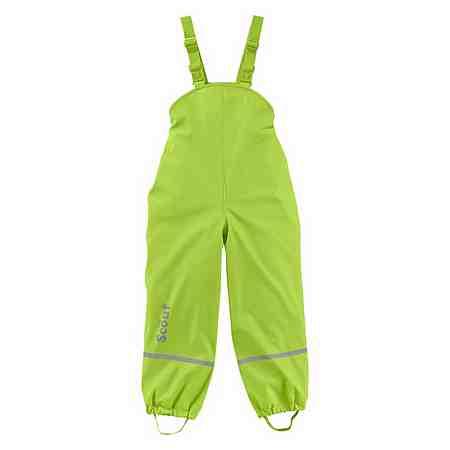 Scout Regen- und Matschlatzhose, für Kinder