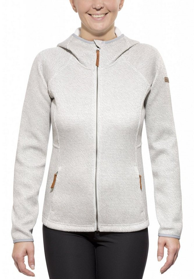 Columbia Outdoorjacke »Canyons Bend Full Zip Hoodie Women« in weiß
