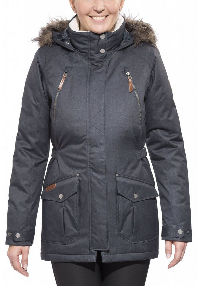 Columbia Outdoorjacke »Barlow Pass 550 TurboDown Jacket Women« in blau