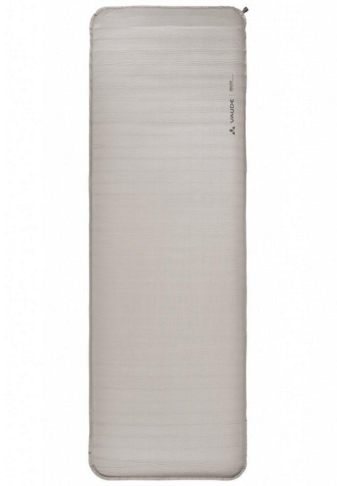 VAUDE Luftmatratze »Deluxe Mat« in grau