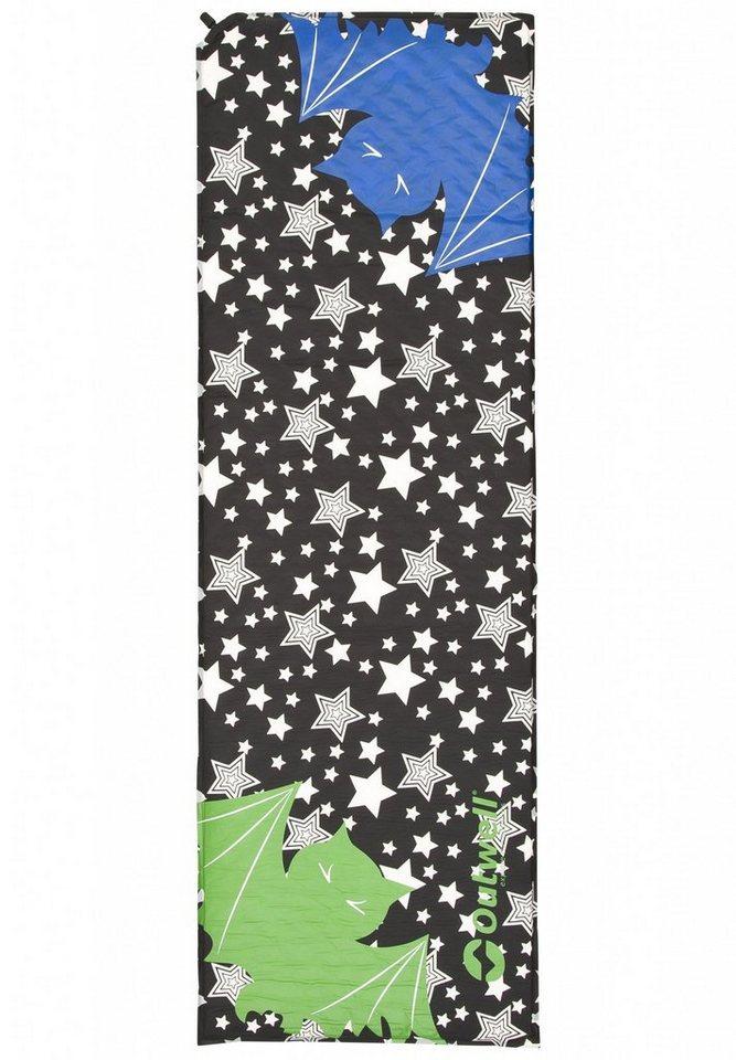 Outwell Luftmatratze »Batboy Self-Inflating Mat« in schwarz