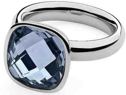 qudo Ring mit Glasstein, »Estella, 631146, 631148, 631149, 631151«
