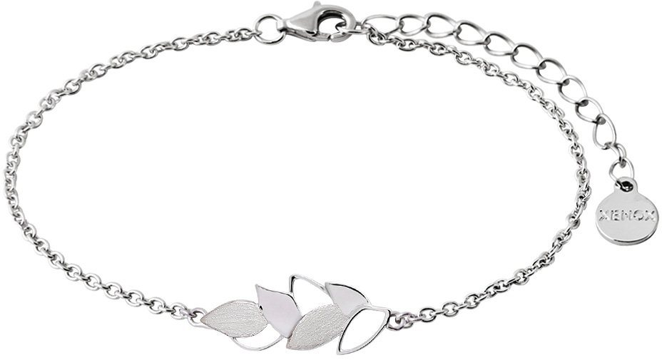 XENOX Armband, »Natural Power, XS2559« in silber 925