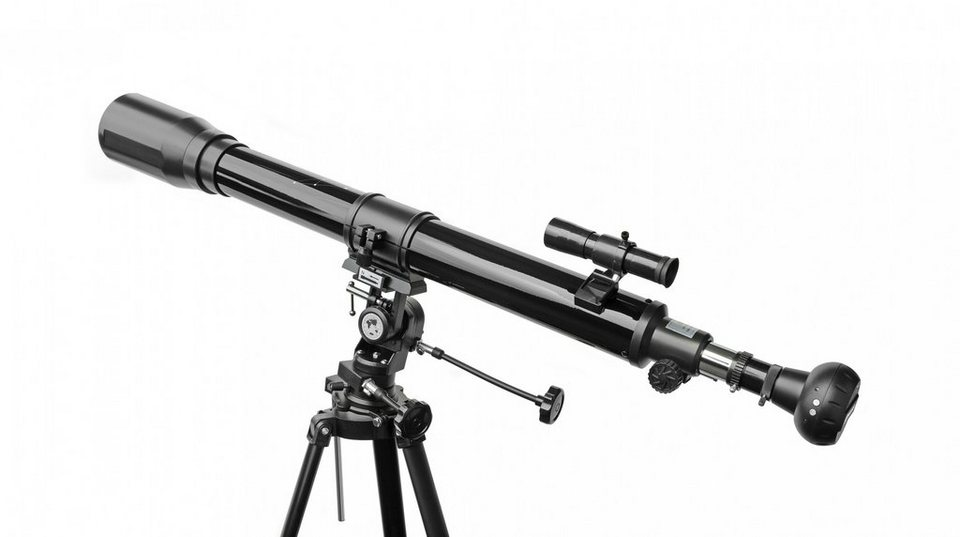 Bresser Teleskop »NATIONAL GEOGRAPHIC Teleskop 70/900 mit WIFI-Kamer«