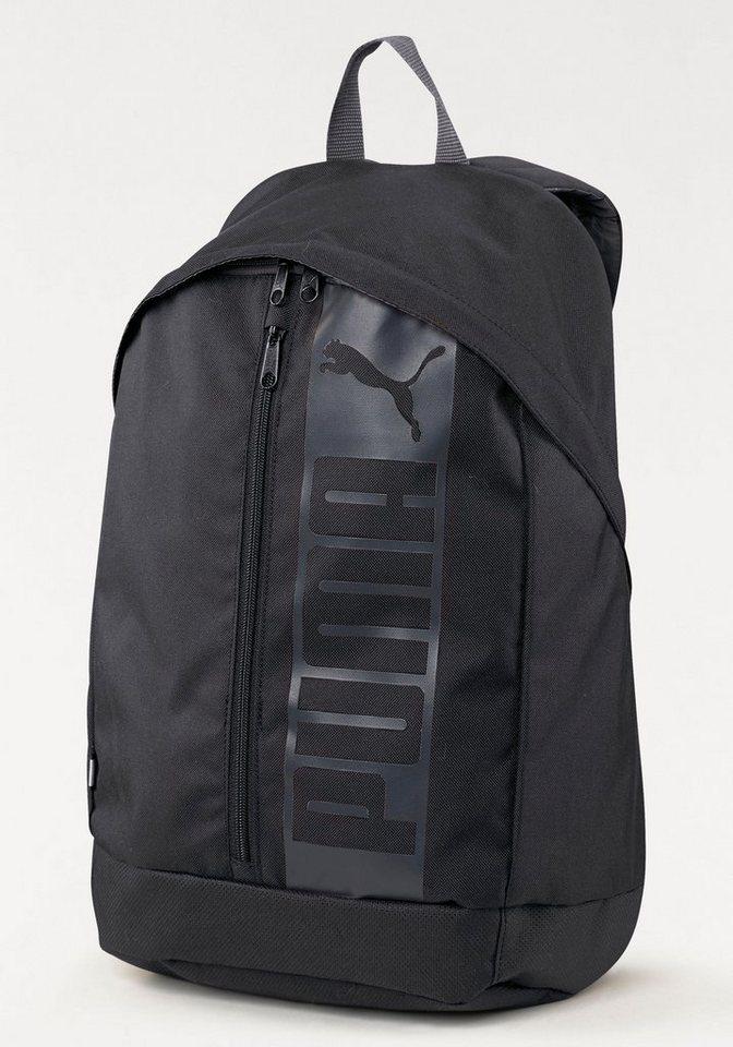PUMA Pioneer Backpack 2 Rucksack in schwarz