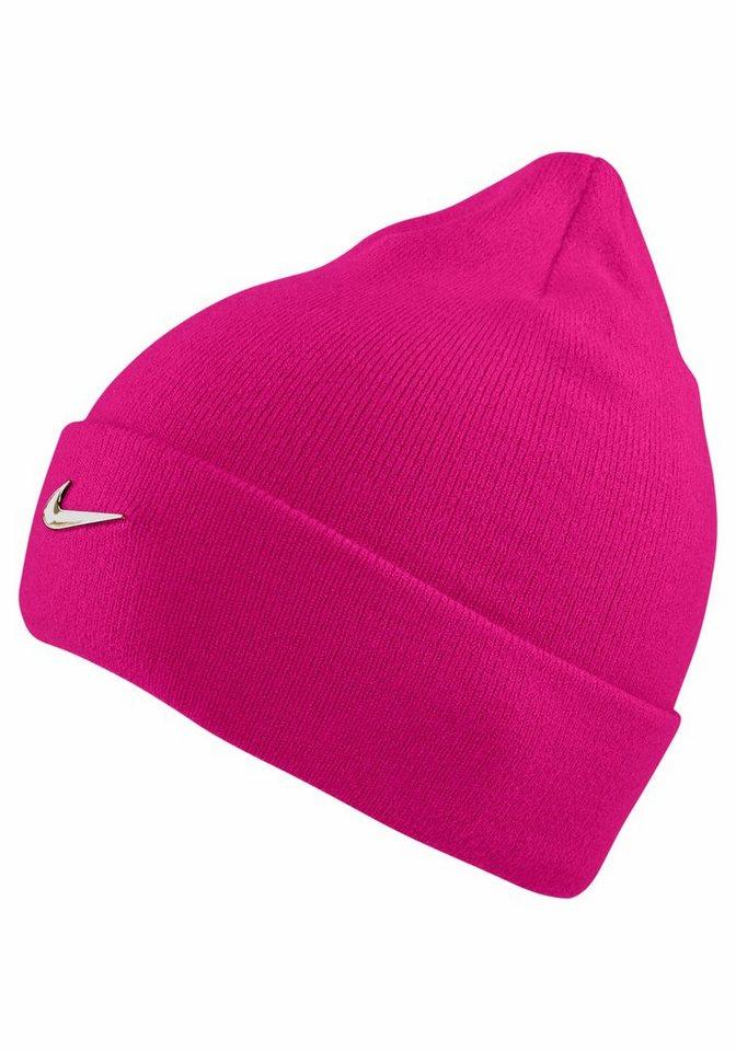 Nike Beanie »METAL SWOOSH BEANIE YOUTH« in pink