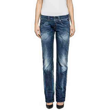 Replay Straight-Jeans mit Stretch