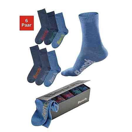 Bench Socken (6 Paar)