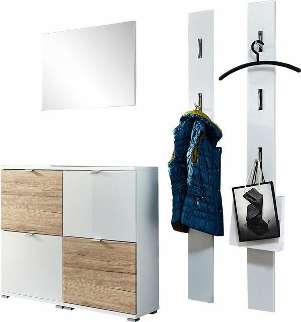 Garderoben Sets - GERMANIA Garderoben Set »Colorado«, (Set, 9 tlg)  - Onlineshop OTTO