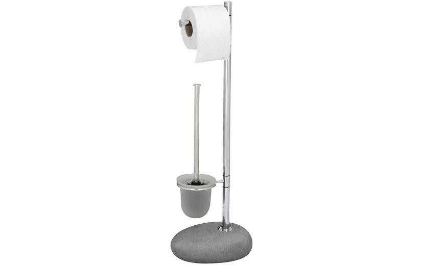 WC-Garnitur »Pebble Stone«
