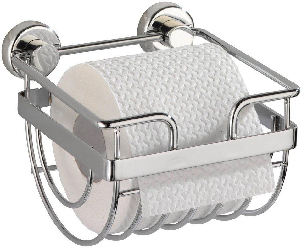 Toilettenpapierhalter »Sion« in chrom
