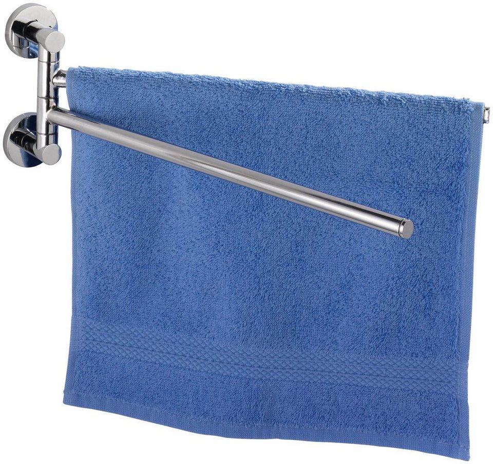 Handtuchhalter »Power-Loc Handtuchhalter Elegance« in chrom