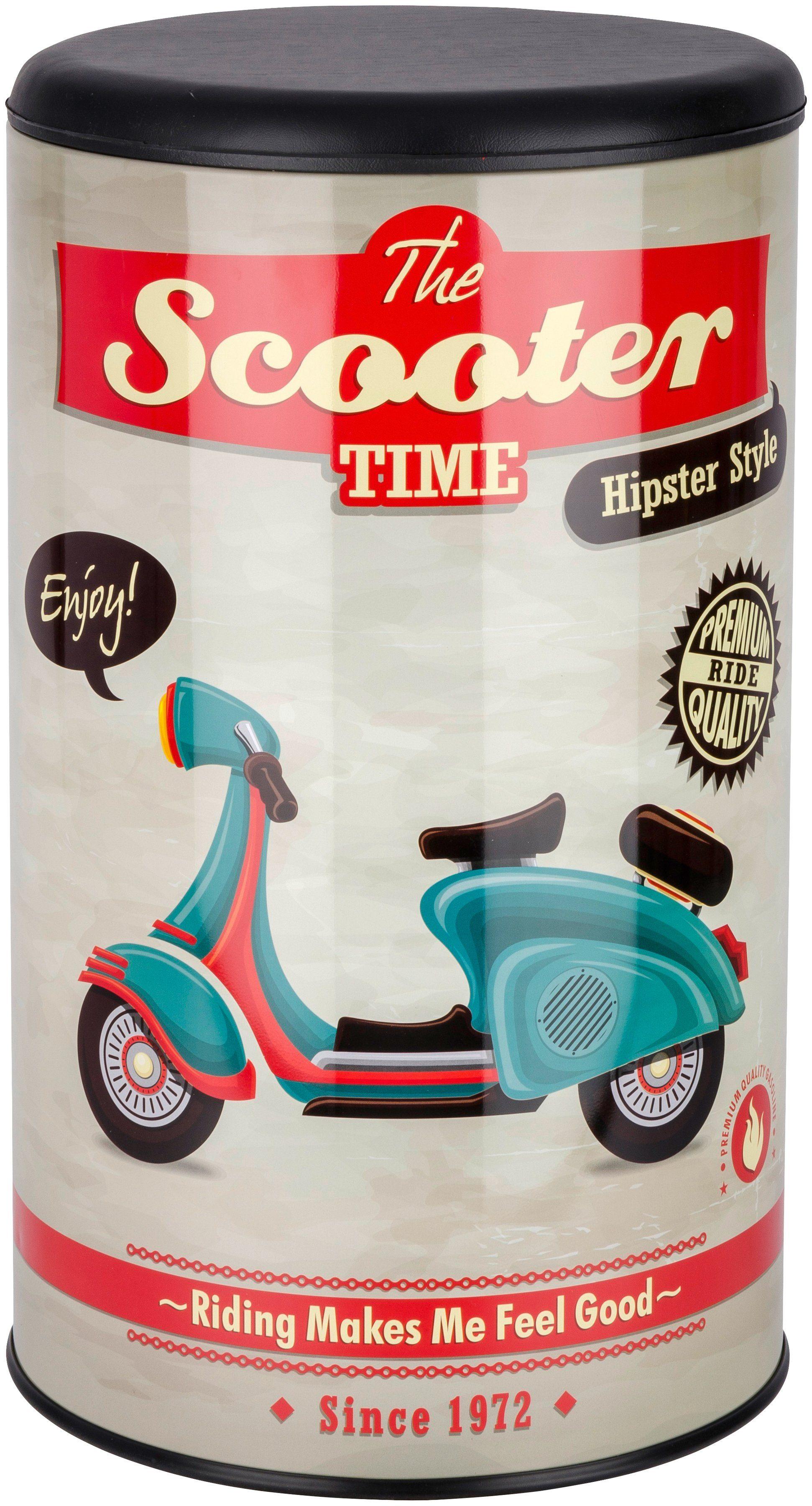 Badhocker »Scooter«