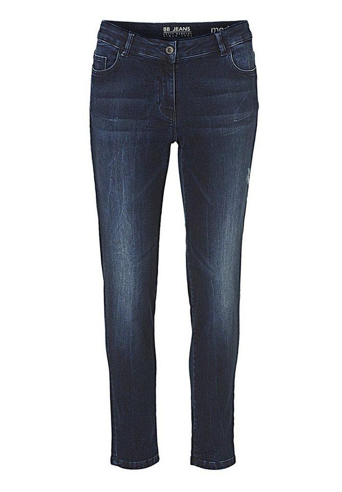 Betty Barclay Jeans in Dark Blue Denim - Bl