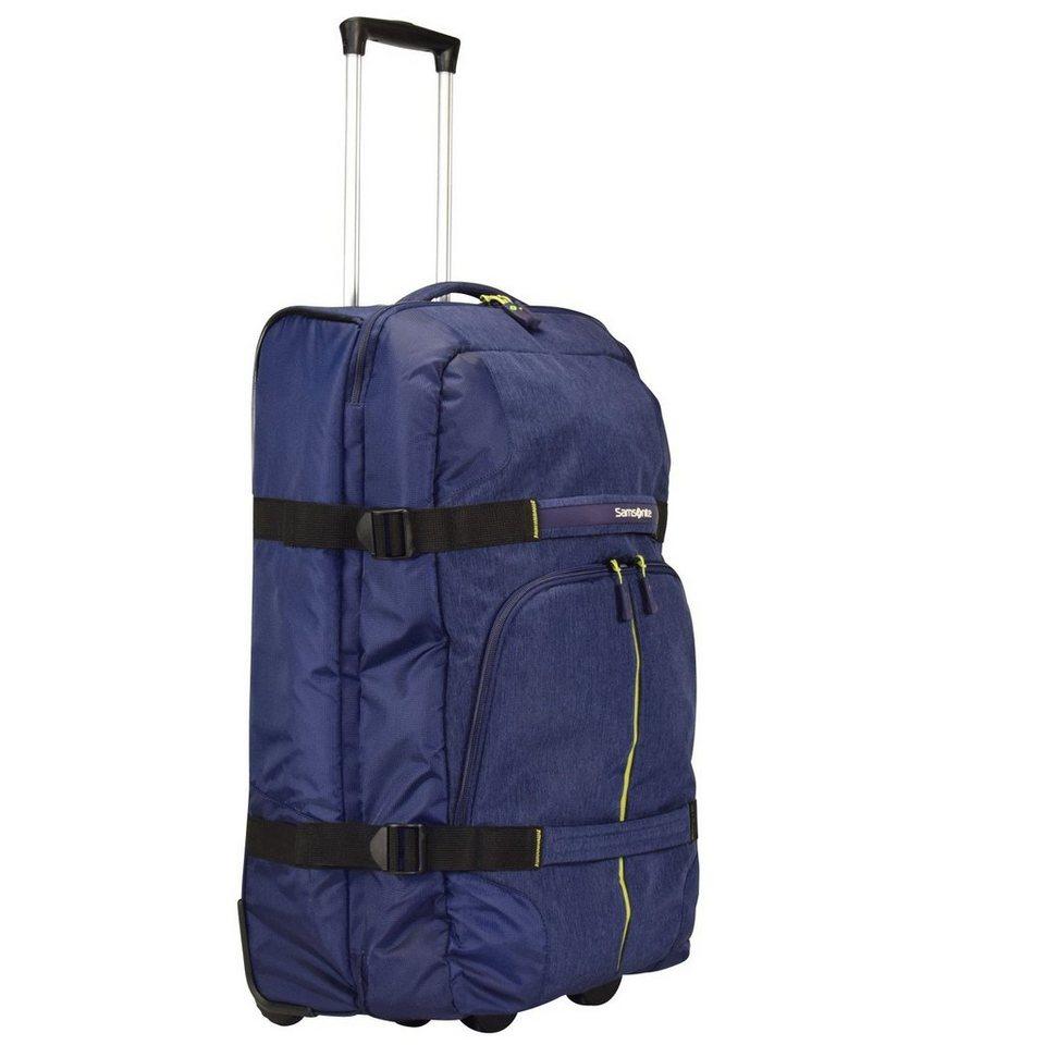 Samsonite Rewind 2-Rollen Reisetasche 82 cm in dark blue