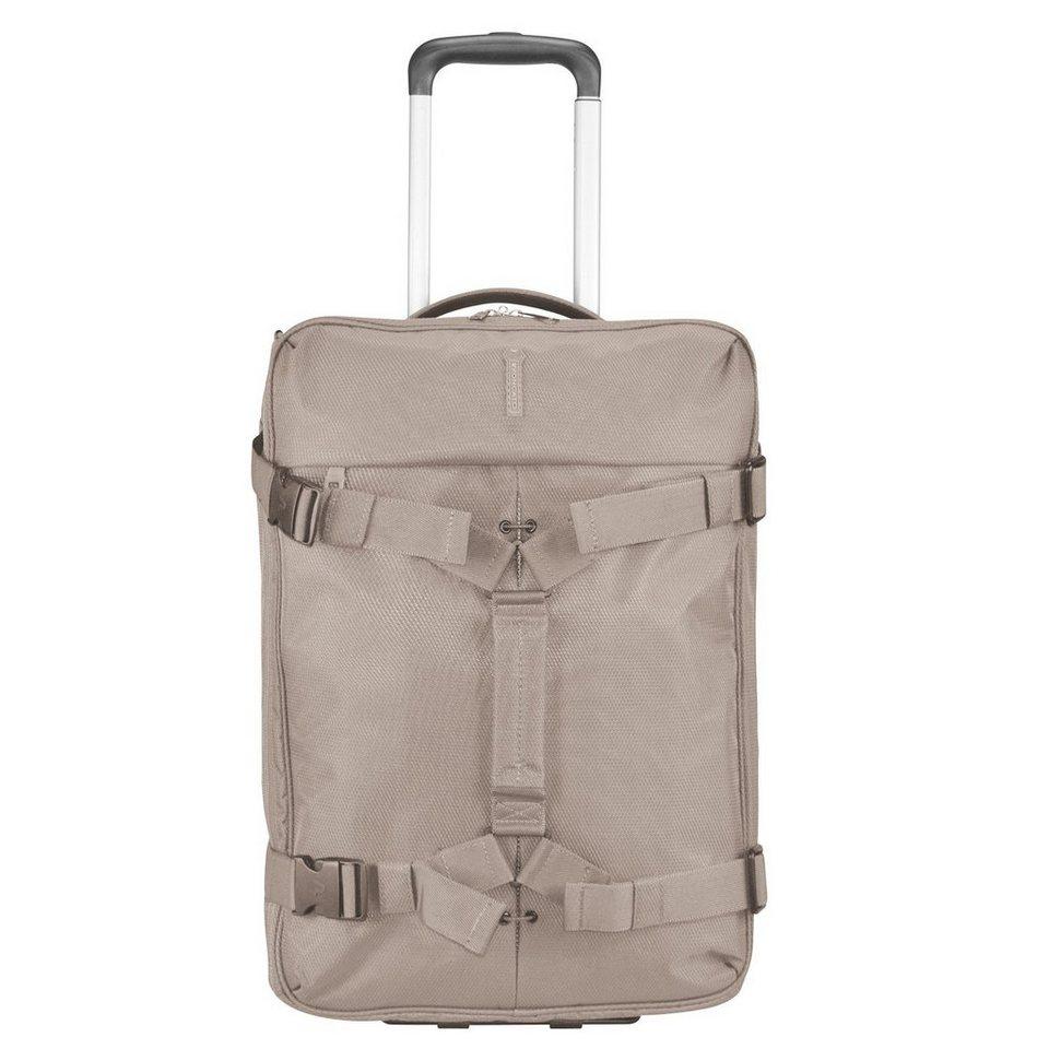 Roncato Ironik 2-Rollen Reisetasche 55 cm in beige
