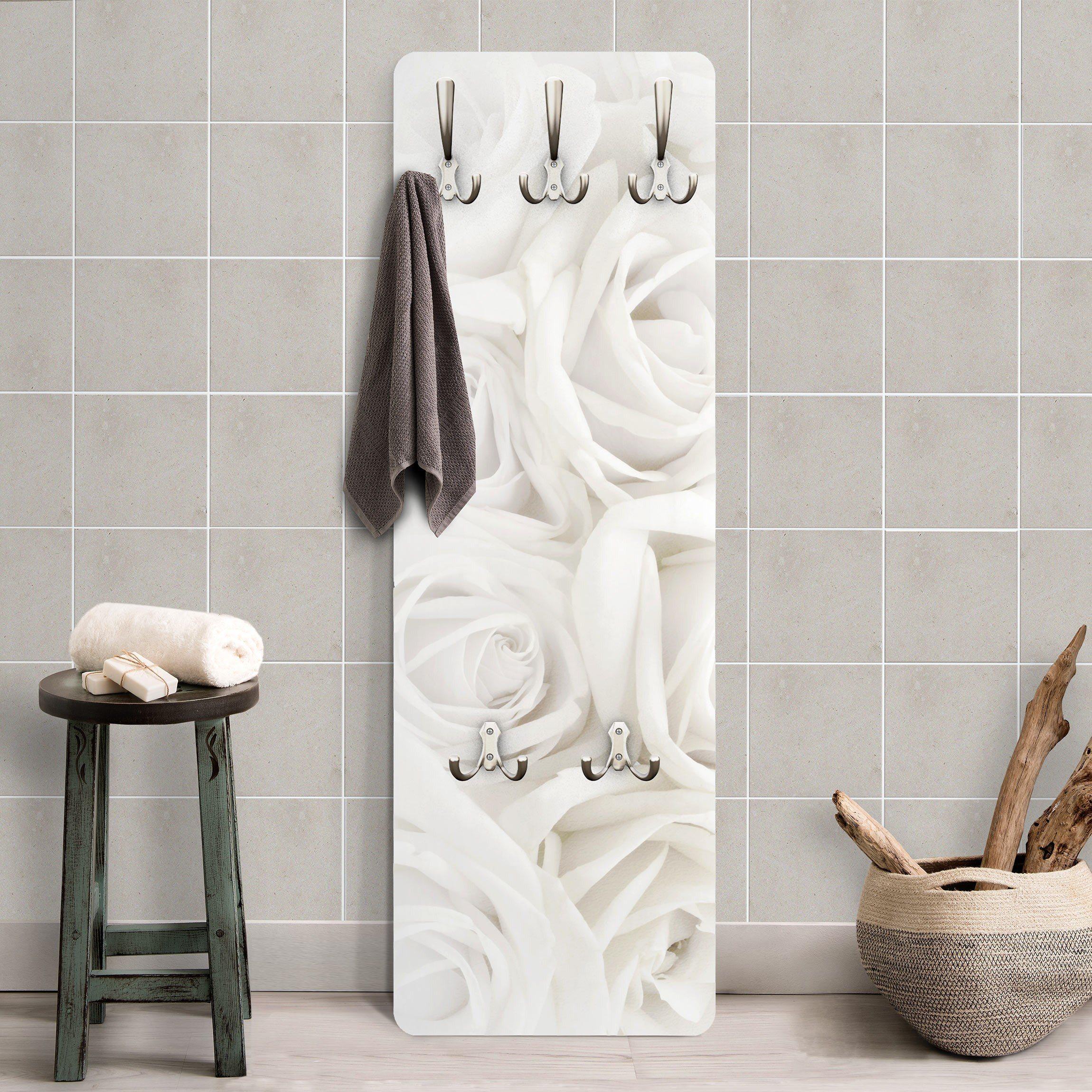 wandgarderobe weiss preisvergleich die besten angebote online kaufen. Black Bedroom Furniture Sets. Home Design Ideas