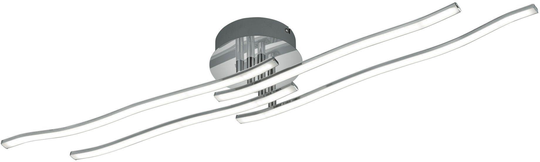 TRIO Leuchten LED Deckenleuchte »CATOKI«