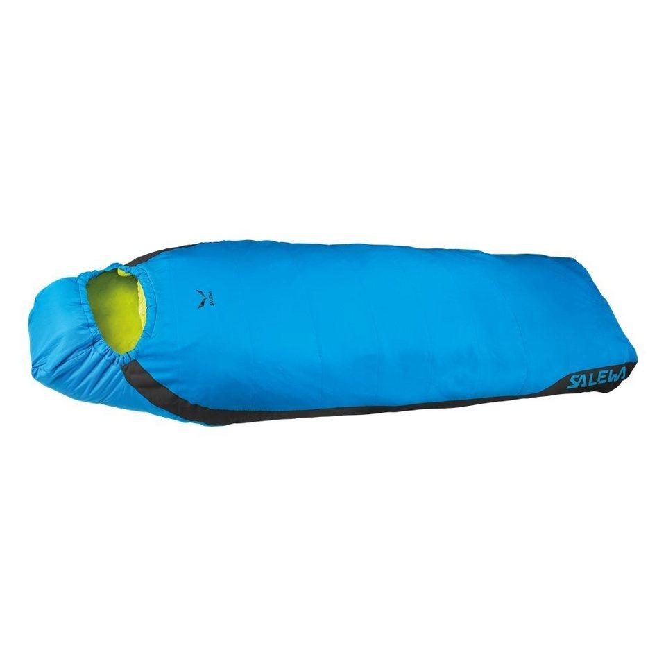 Salewa Schlafsack »Micro 650 Quattro Sleeping Bag« in blau