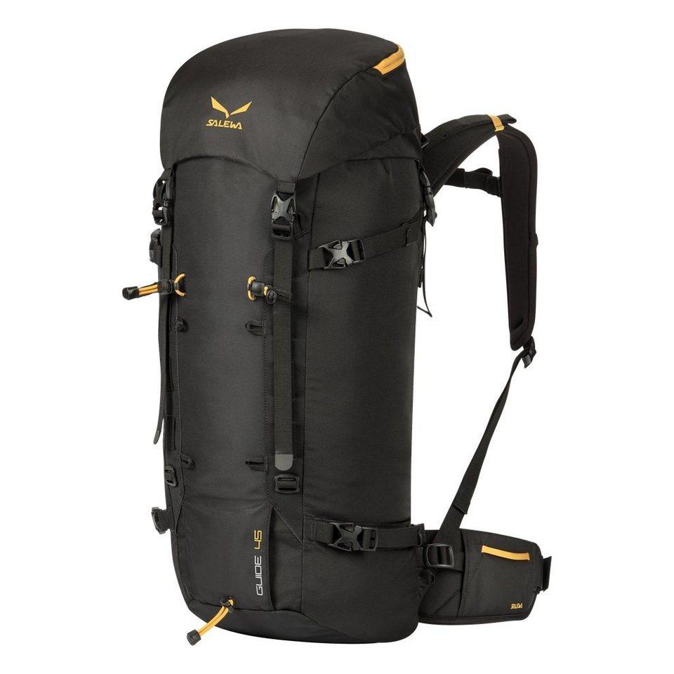 Salewa Sport- und Freizeittasche »Guide 45 Backpack« in schwarz