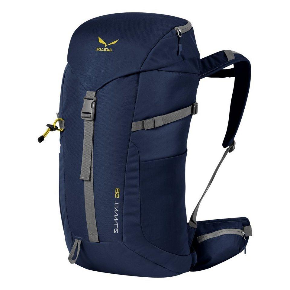 Salewa Sport- und Freizeittasche »Summit 28 Backpack« in blau