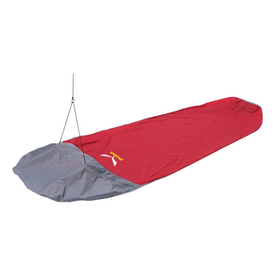 Salewa Schlafsack »PTX Bivibag II« in rot