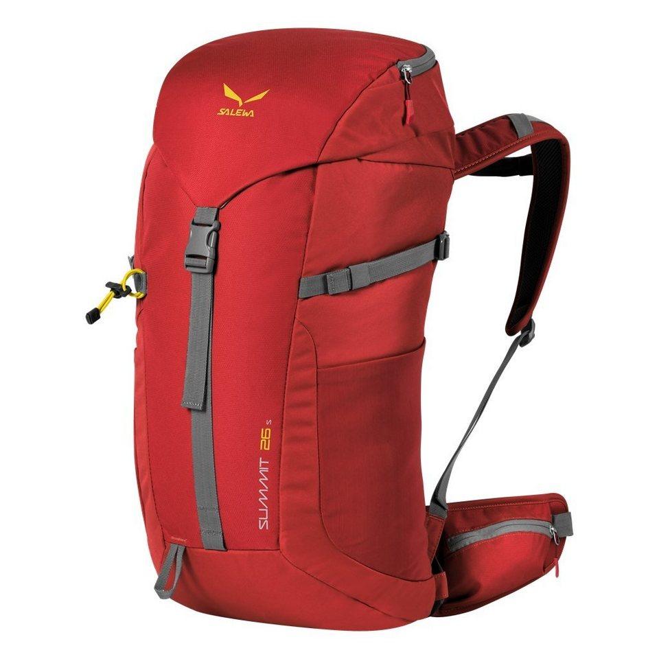 Salewa Sport- und Freizeittasche »Summit 26S Backpack« in rot